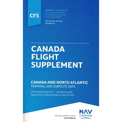 Supplément de Vol Canada - CFS