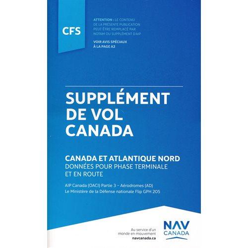 Supplément de Vol Canada - CFS BILINGUE