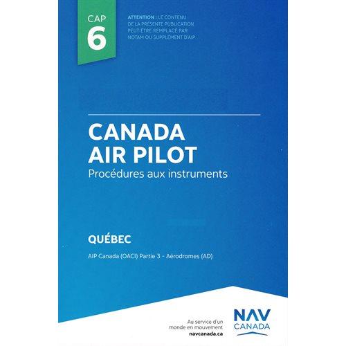 CAP 6 : Quebec - French version