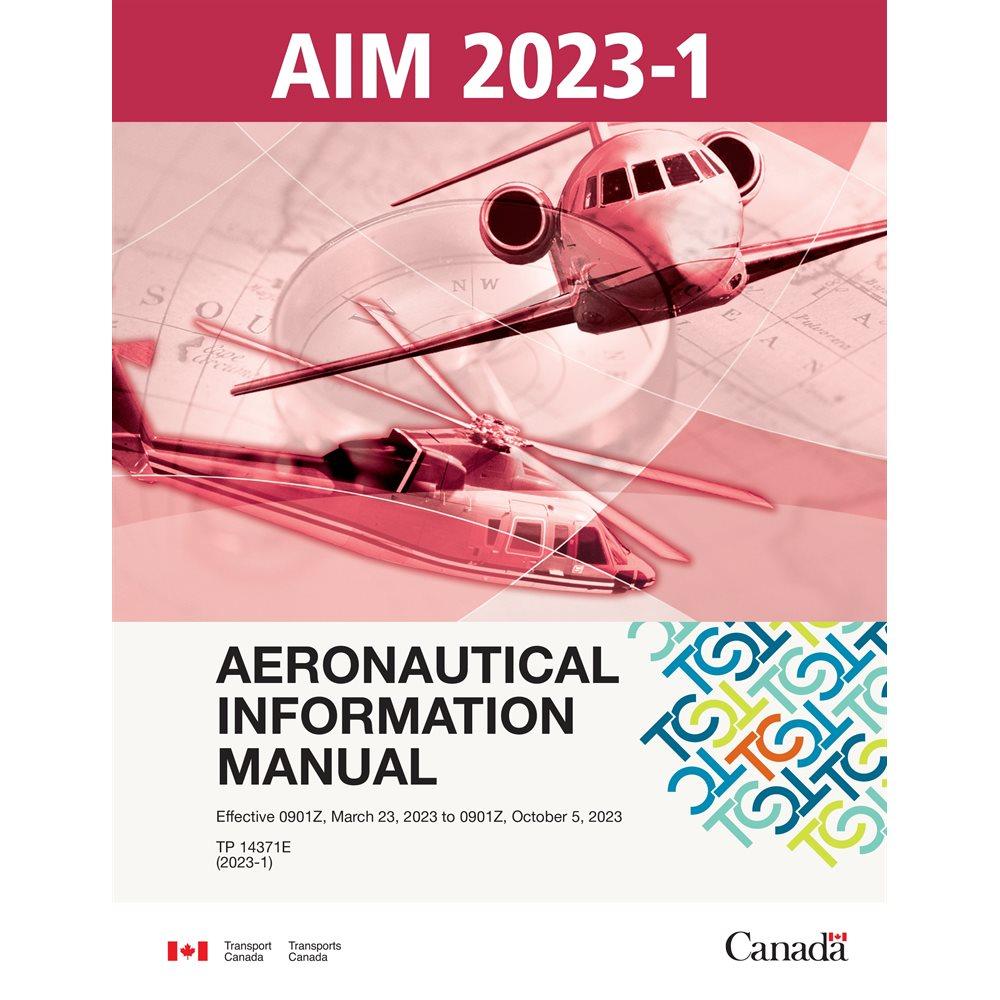 Aeronautical Information Manual - AIM 2020 - 2
