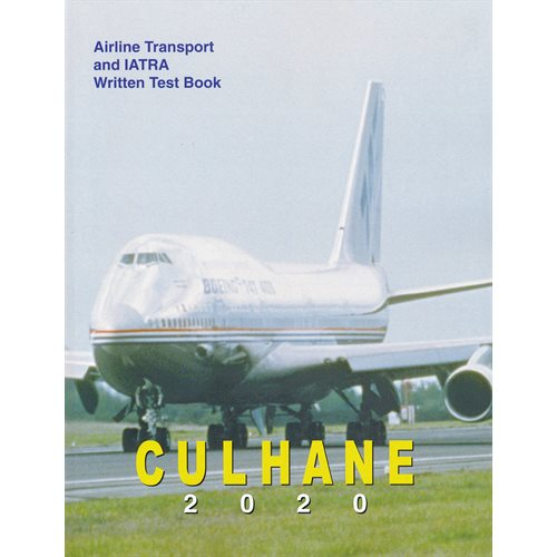 Airline Transport Written Test Book 2020 - Culhane