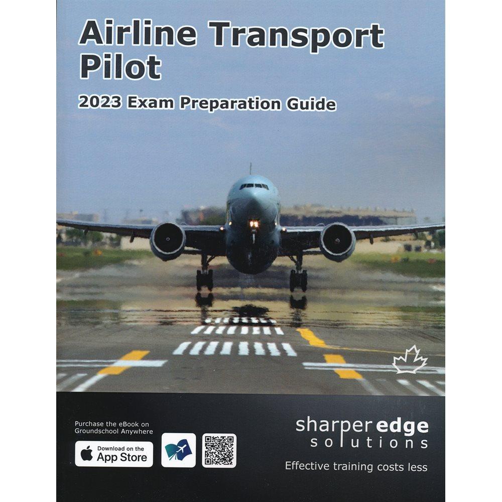 Airline Transport Pilot Exam Prep Guide 2022 - SharperEdge