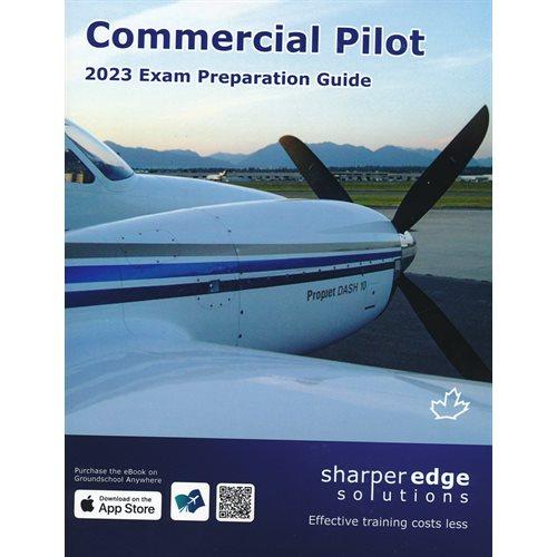 Commercial Pilot Exam Prep Guide 2022 - SharperEdge