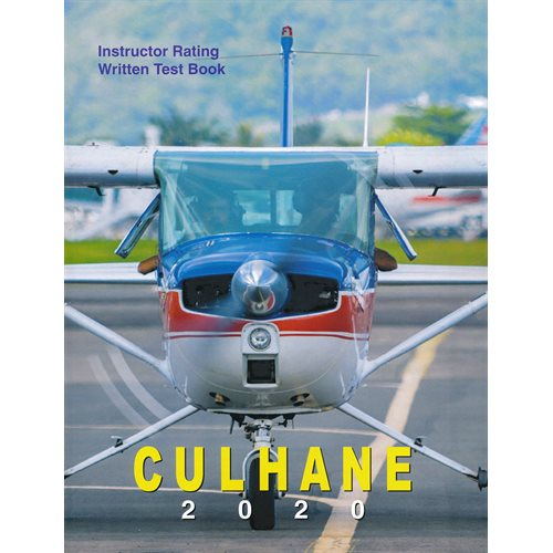 Instructor Rating Written Test Book 2020 - Culhane