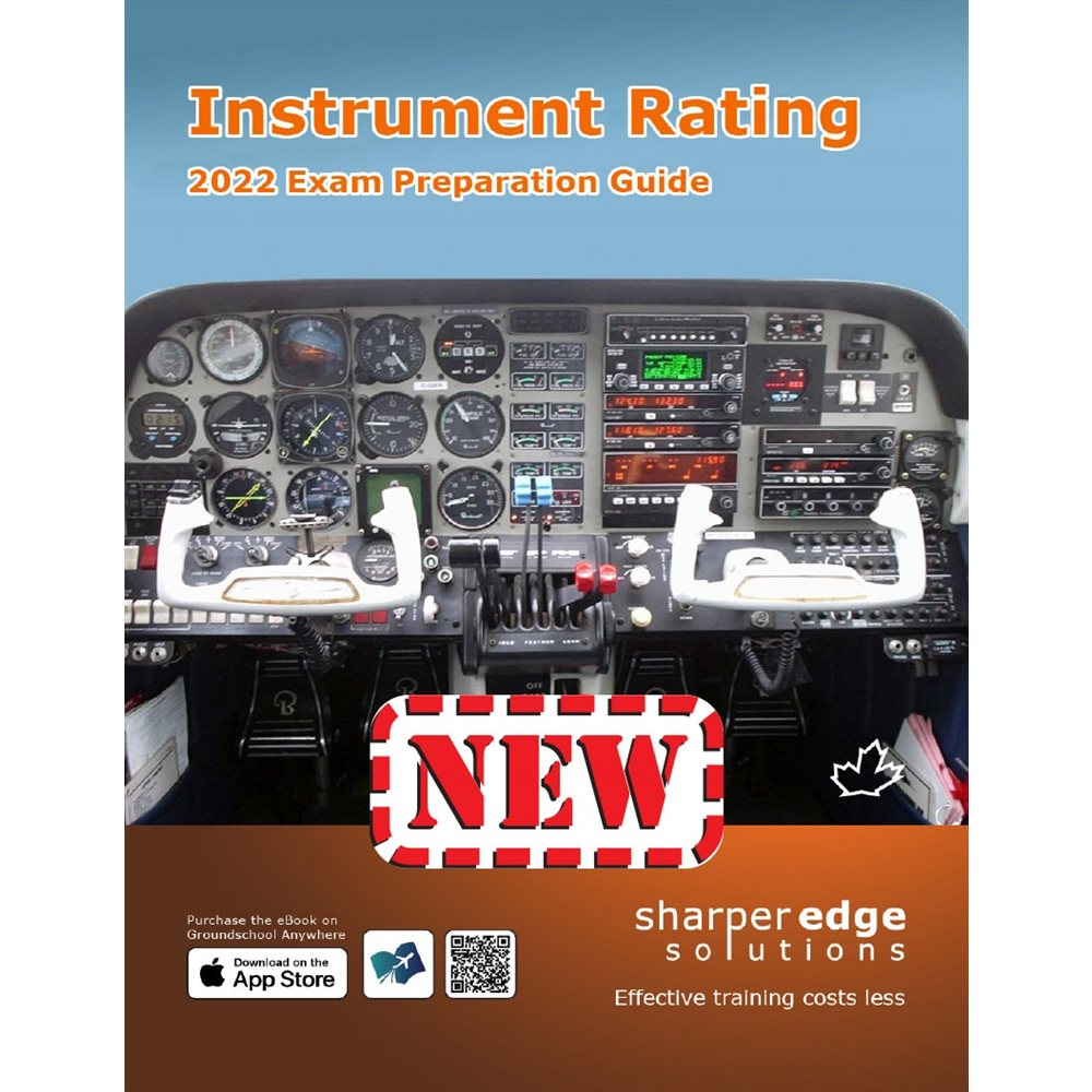 Instrument Rating Exam Prep Guide 2021 - SharperEdge