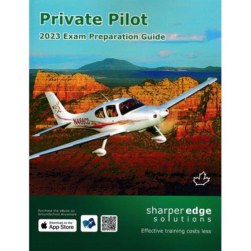 Private Pilot Exam Prep Guide 2022 - SharperEdge