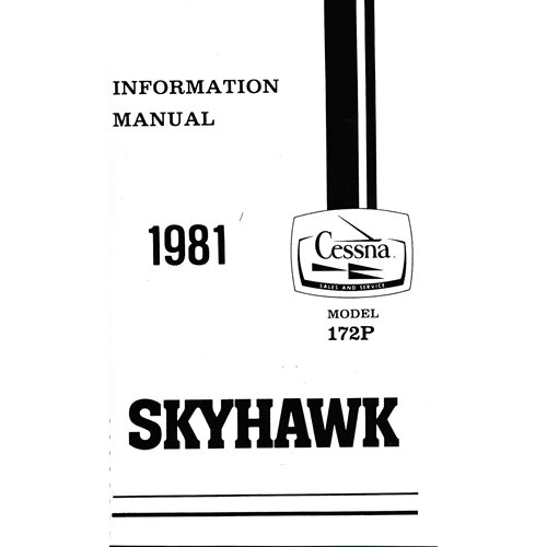 Cessna 172P POH (1981) D1192-13