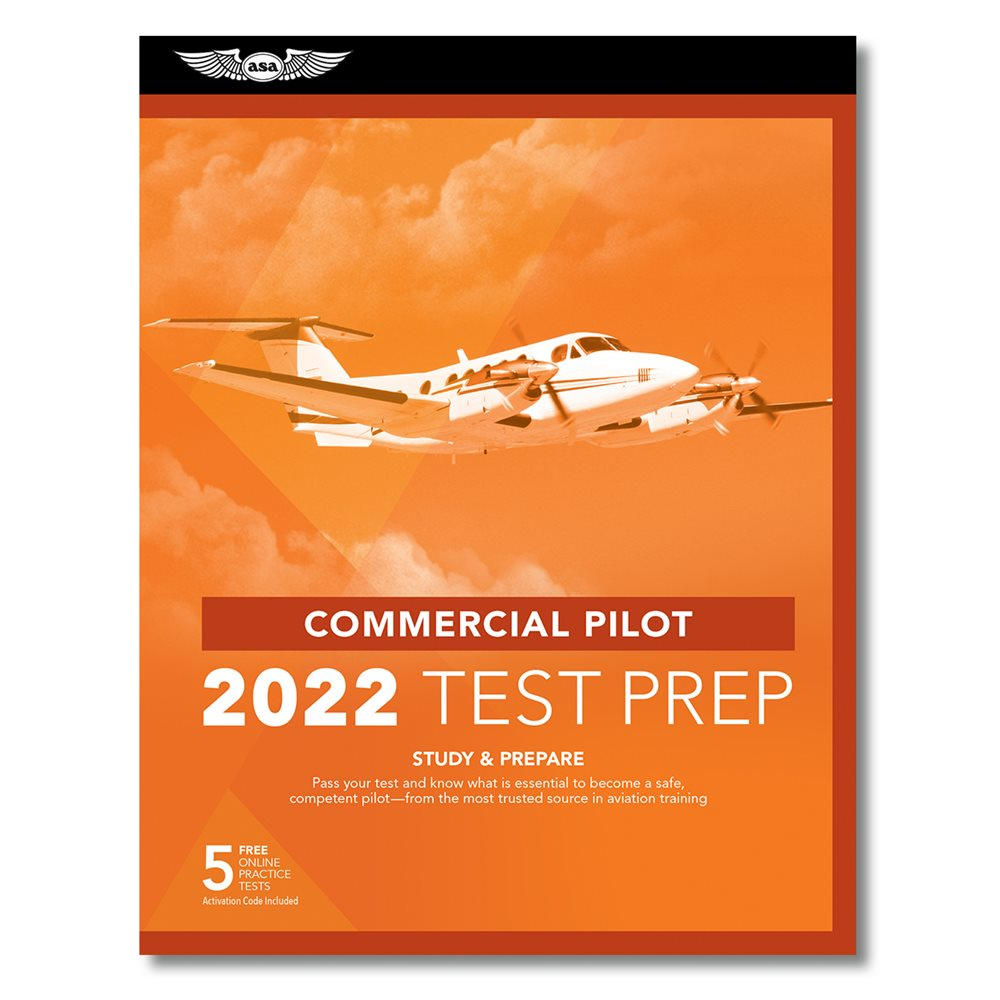 Commercial Pilot Test Prep 2021