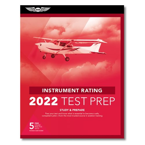 Instrument Rating Test Prep 2020 - Liquidation