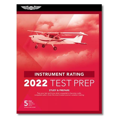 Instrument Rating Test Prep 2021