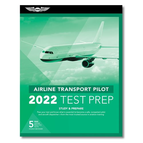 Airline Transport Pilot Test Prep 2021