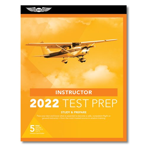 Flight Instructor Prep - 2020