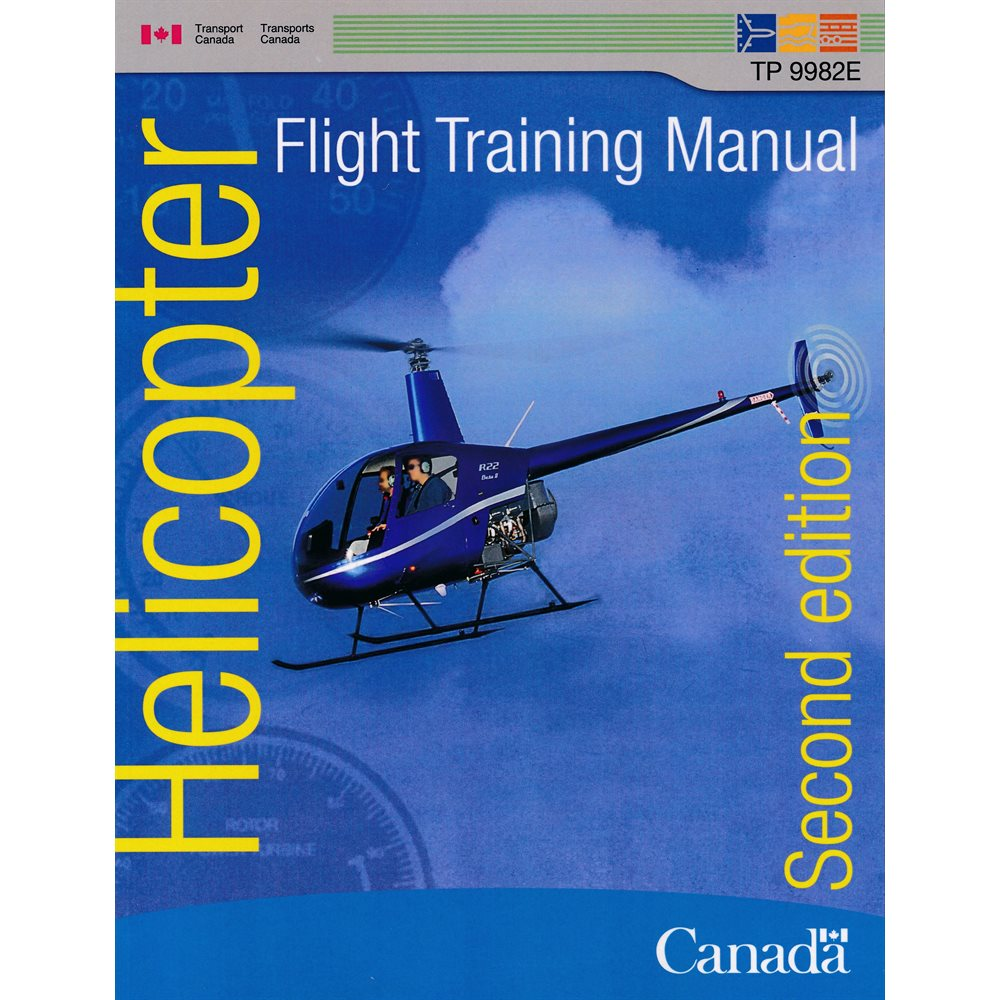 Flight Training Manual - Helicopter