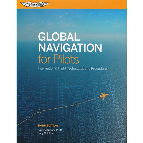 Global Navigation for Pilots 3rd Edition - Liquidation