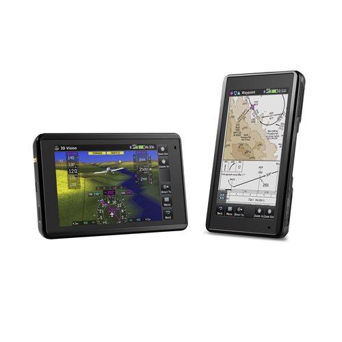 """Garmin Aera 660 TOUCHSCREEN 5"""" GPS WITH 3D VISION"""