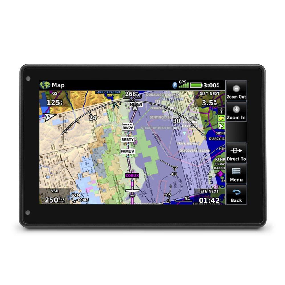 """Garmin Aera 760 TOUCHSCREEN 7"""" GPS WITH 3D VISION"""