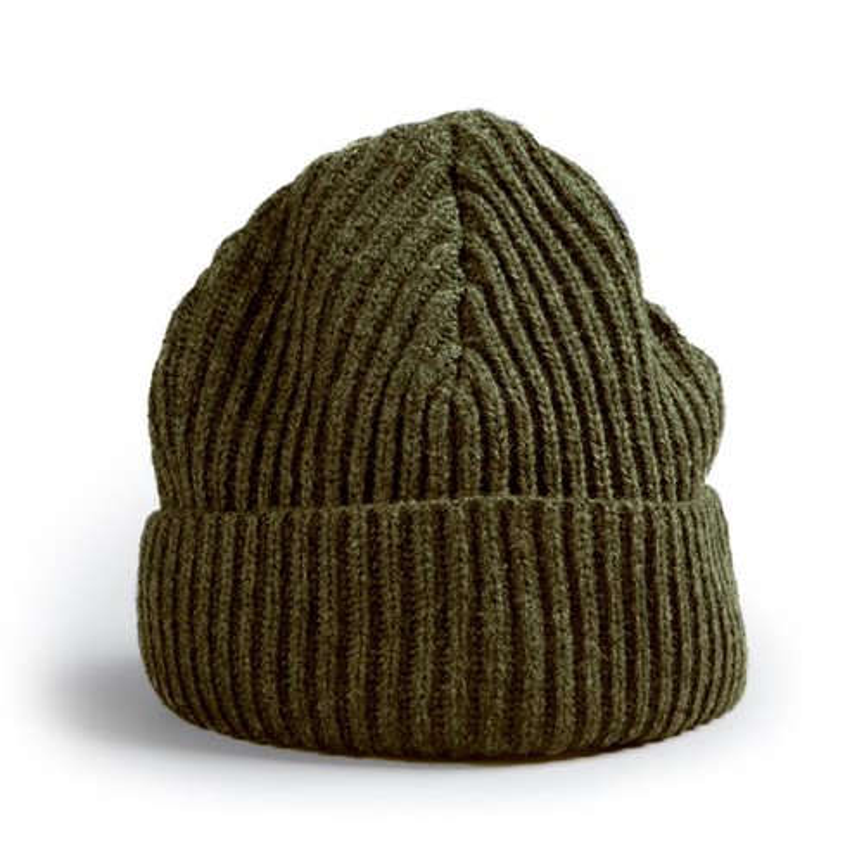 Wool Toque Khaki