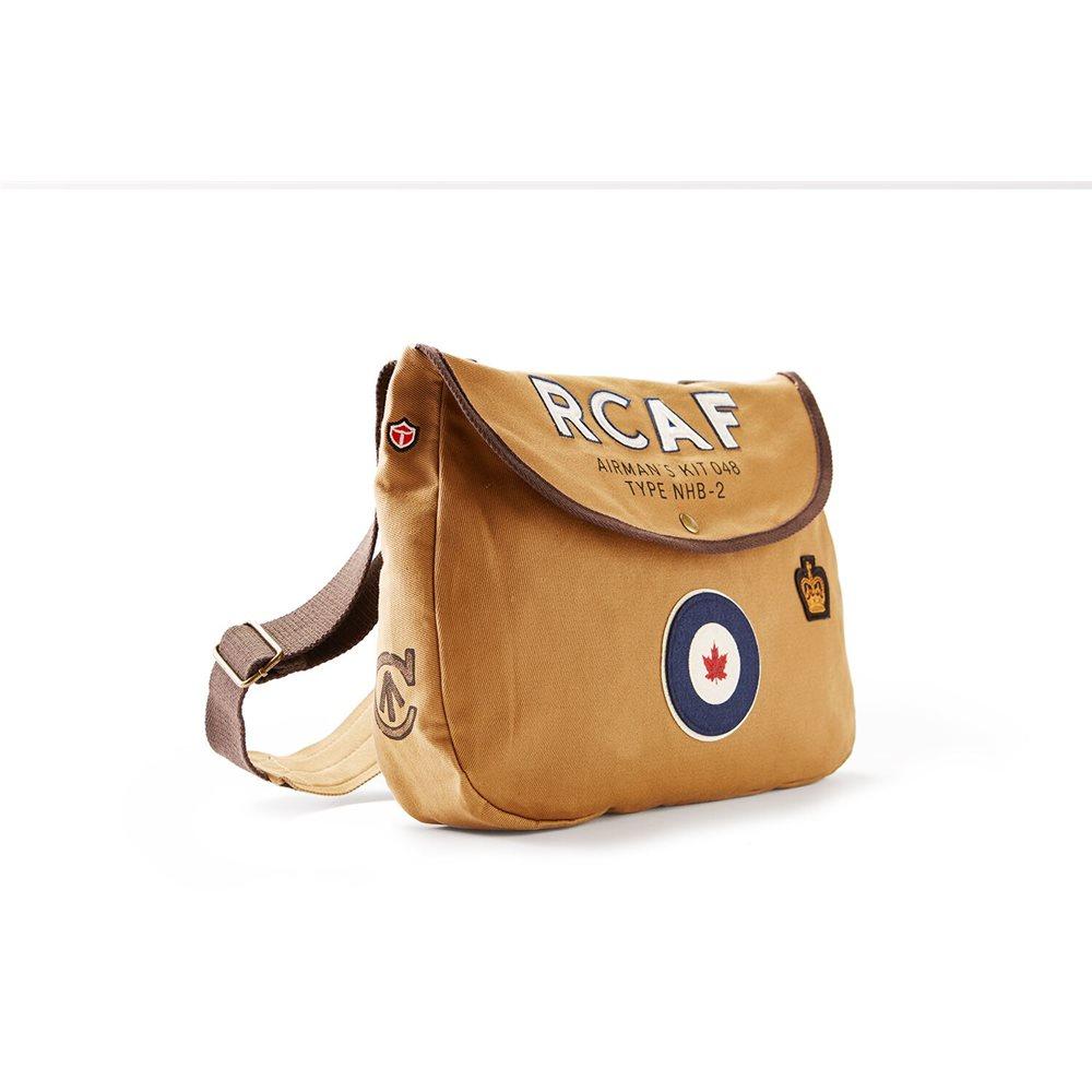 RCAF Shoulder Bag Tan