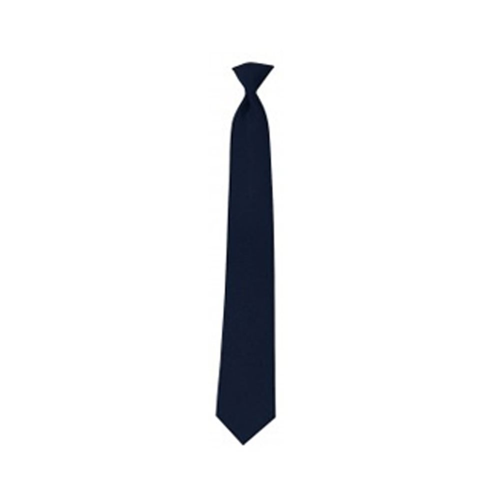 Pilot Tie Blue - Clip-On 18""