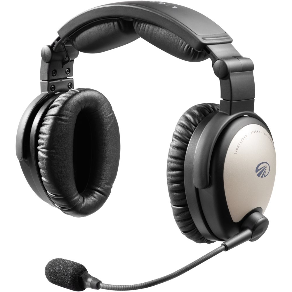 LIGHTSPEED SIERRA Active Noise Reduction (ANR) Headest with Bluetooth
