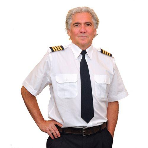 """Pilot Shirt 18.5"""" - Clearance"""